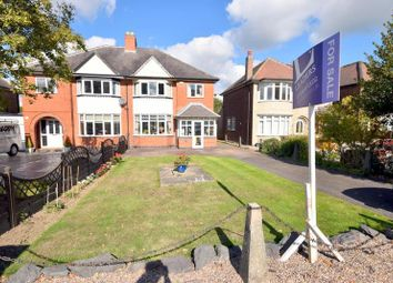 Thumbnail 3 bed property for sale in Greenhill Road, Coalville