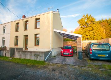 Thumbnail 3 bed semi-detached house for sale in Cambrian Place, Upper Cwmtwrch, Swansea, West Glamorgan