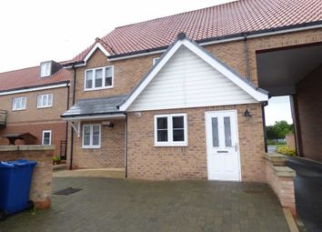Thumbnail 2 bed flat for sale in Ellison Quay, Burton Waters, Lincoln