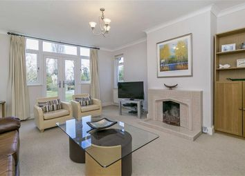 Thumbnail 4 bed detached house for sale in Meadway, Epsom, Surrey