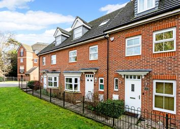 Thumbnail 4 bed town house to rent in Bath Road, Cippenham, Slough