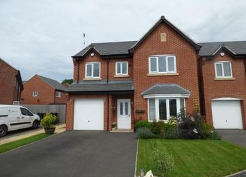 Thumbnail 4 bedroom detached house for sale in Sundew Court, Stenson Fields, Derby, Derbyshire