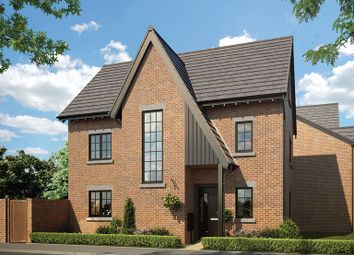 Thumbnail 4 bed detached house for sale in West Didsbury, Cavendish Road