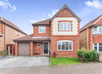 Thumbnail 4 bed detached house for sale in Fenwick Close, Westhoughton, Bolton, Greater Manchester