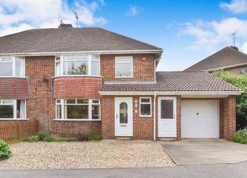 Thumbnail 3 bed semi-detached house for sale in Laburnam Grove, Bletchley, Milton Keynes
