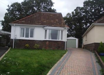 Thumbnail 4 bed bungalow for sale in Onibury Close, Southampton