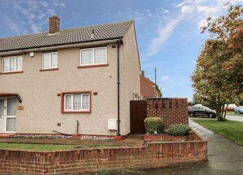 Thumbnail 3 bed semi-detached house for sale in Hogarth Road, Grays
