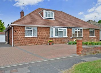 Thumbnail 4 bed semi-detached bungalow for sale in Place House Close, Catisfield, Fareham, Hampshire