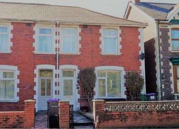 Thumbnail 2 bed end terrace house for sale in The Highway, Pontypool