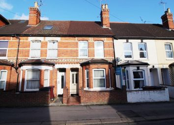 Thumbnail 3 bed terraced house for sale in Norfolk Road, Reading
