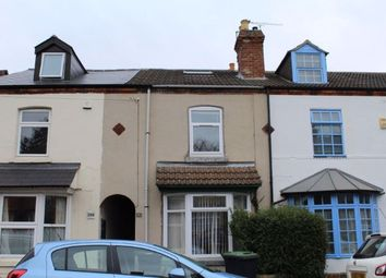 Thumbnail 3 bed terraced house to rent in Lower Regent Street, Beeston
