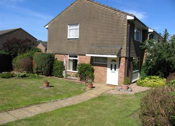 Thumbnail 2 bed semi-detached house to rent in Buckhurst Close, Lewes