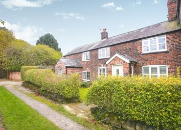 Thumbnail 3 bed terraced house for sale in Holly Cottage, Altrincham Road, Wilmslow, Cheshire