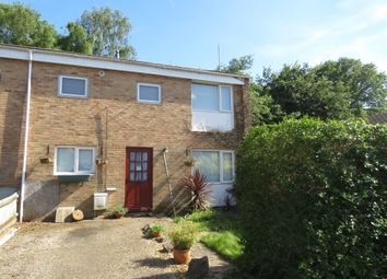 Thumbnail 3 bedroom end terrace house for sale in Caistor Close, Southampton