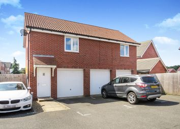 2 bed detached house for sale in Bahram Road, Costessey, Norwich NR8