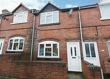 Thumbnail 2 bed terraced house for sale in Hunloke Road, Holmewood, Chesterfield, Derbyshire