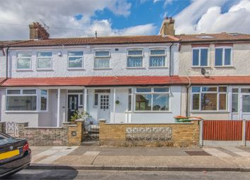 Thumbnail 4 bed terraced house for sale in Roman Road, East Ham, London