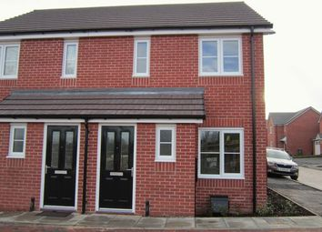 Thumbnail 2 bed semi-detached house to rent in Arena Avenue, Holbrooks, Coventry