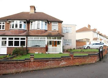 Thumbnail 4 bed semi-detached house for sale in Woodside Road, Bexleyheath, Kent