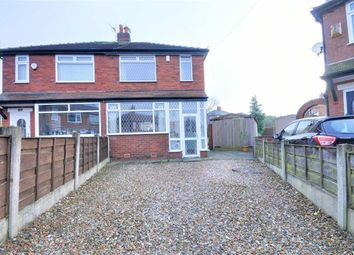 Thumbnail 2 bedroom semi-detached house for sale in Deganwy Grove, South Reddish, Stockport