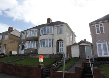 Thumbnail 3 bed semi-detached house for sale in Gwynedd Avenue, Cockett