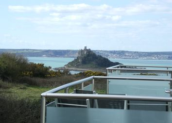 Thumbnail 3 bed terraced house to rent in Turnpike Road, Marazion