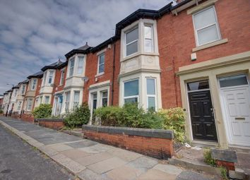 Thumbnail 3 bed flat for sale in Cavendish Road, Jesmond, Newcastle Upon Tyne