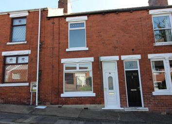 2 bed terraced house for sale in Carville Terrace, Willington, Crook DL15