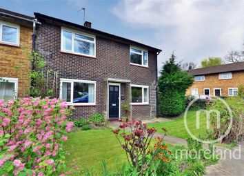 Thumbnail 4 bed end terrace house for sale in Elmshurst Crescent, East Finchley