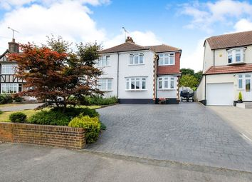 Thumbnail 4 bed semi-detached house for sale in Crescent Gardens, Swanley, Kent
