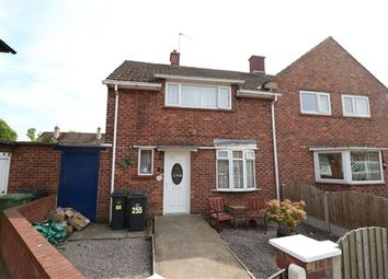 Thumbnail 2 bed semi-detached house for sale in Pennine Way, Carlisle, Cumbria