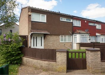 Thumbnail 3 bed end terrace house for sale in Picton Croft, Birmingham