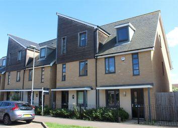 Thumbnail 4 bedroom town house to rent in Selkirk Drive, Oakridge Park, Milton Keynes