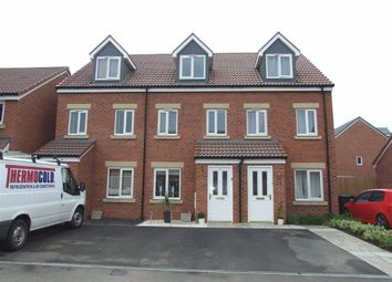 Thumbnail 3 bed town house for sale in Scholars Way, Melksham