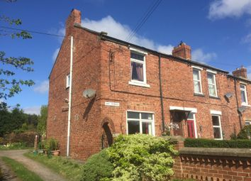 Thumbnail 2 bed terraced house to rent in Oak Terrace, Durham