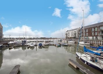 Thumbnail 3 bed flat to rent in Waterside Marina, Colchester