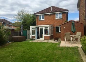 Thumbnail 3 bed detached house for sale in Blyth Close, Timperley, Altrincham, Greater Manchester