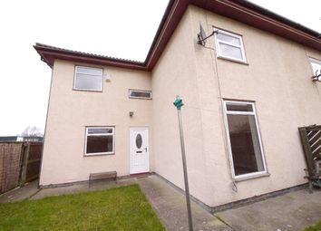 Thumbnail 3 bed end terrace house to rent in Derwent Way, Killingworth, Newcastle Upon Tyne