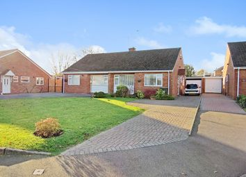 Thumbnail 2 bed semi-detached bungalow for sale in Chideock Hill, Styvechale, Coventry