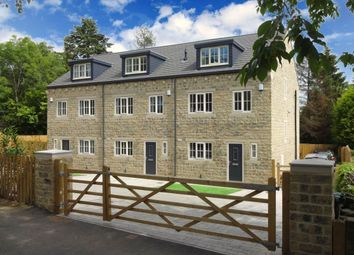 Thumbnail 4 bed property for sale in Cleckheaton Road, Low Moor, Bradford