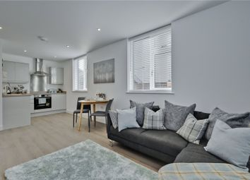 Thumbnail 1 bed flat for sale in Guildford Road, Chertsey, Surrey