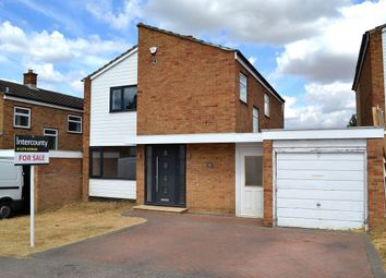 Thumbnail 4 bed detached house for sale in Copse Hill, Harlow