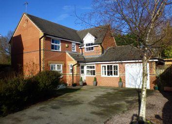 Thumbnail 5 bedroom detached house for sale in Shelley Court, Ettiley Heath, Sandbach