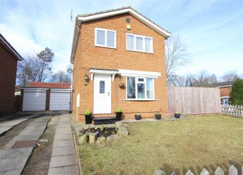 Thumbnail 3 bed detached house for sale in Canterbury Grove, Darlington