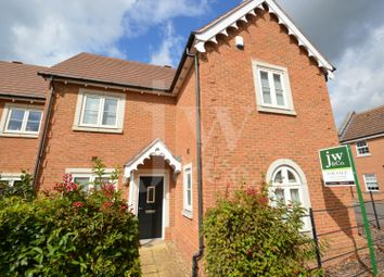 Thumbnail 4 bedroom semi-detached house for sale in Frederick Place, Frogmore, St Albans