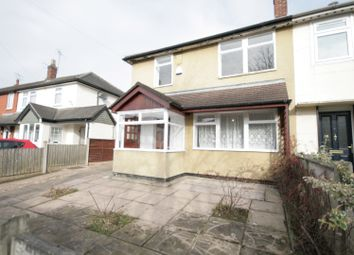 Thumbnail 3 bed semi-detached house to rent in Tatton Road, Crewe