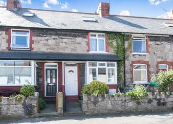 Thumbnail 2 bed terraced house for sale in Wellington Road, Old Colwyn, Colwyn Bay, Conwy