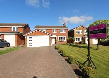 Thumbnail 4 bed detached house for sale in Larkfield Close, Greenmount, Bury, Lancashire