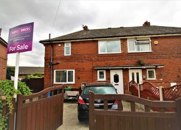 Thumbnail 3 bed semi-detached house for sale in Ullswater Crescent, Leeds
