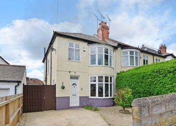 Thumbnail 3 bed semi-detached house for sale in Whirlow Court Road, Whirlow, Sheffield